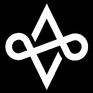 icono blanco de alex Campos